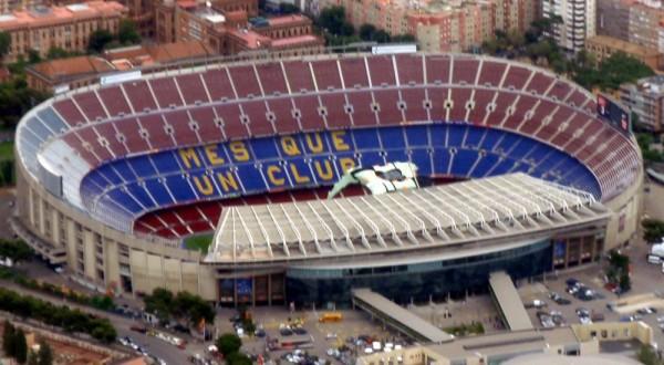Barcelona isi modifica stadionul! Vezi cum va arata Camp Nou din 2021