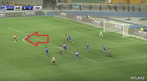 VIDEO | GOLAZO reusit de Arshavin in weekend! Cum a marcat fostul jucator de la Arsenal