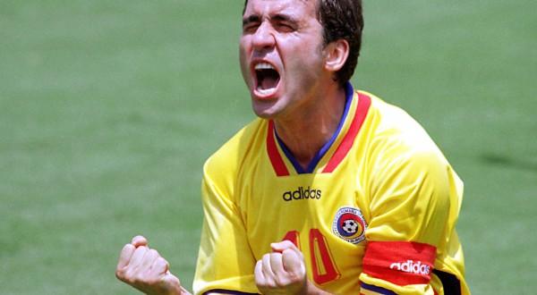 VIDEO! Cele mai tari goluri marcate de regele Hagi