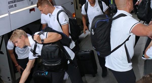 Cearta la Real! Perez l-a obligat pe Zidane sa ia un jucator in turneul de pregatire