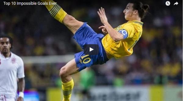 VIDEO! N-o rata p-asta! Cele mai tari goluri din istorie