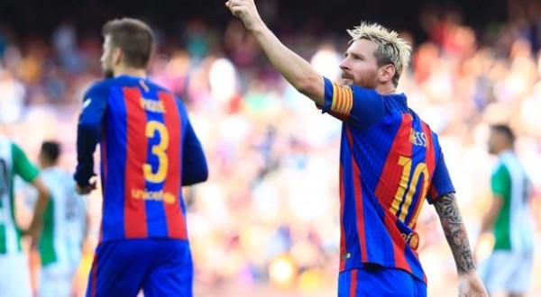 Inca un trofeu pentru Messi! A primit titlul pentru cel mai frumos gol din sezonul trecut VIDEO