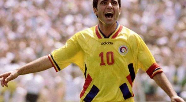 Golul lui Hagi e considerat cel mai frumos inscris de Romania la un Mondial. TOP cele mai tari goluri din istoria Campionatului Mondial!