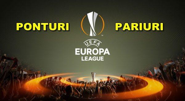 """,,Biletul zilei"""" pentru meciurile din Europa League! Cum poti sa castigi 450 de lei cu 6 ponturi simple"""