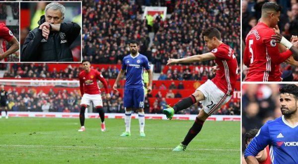 Top cele mai tari momente Manchester United-Chelsea! Ponturi pe goluri pentru etapa din weekend