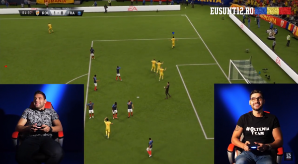 FIFA 19 | Caterinca la Fifa cu campionul mondial, Ovvy si Adi Popa